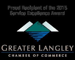2015 Service Excellence Award